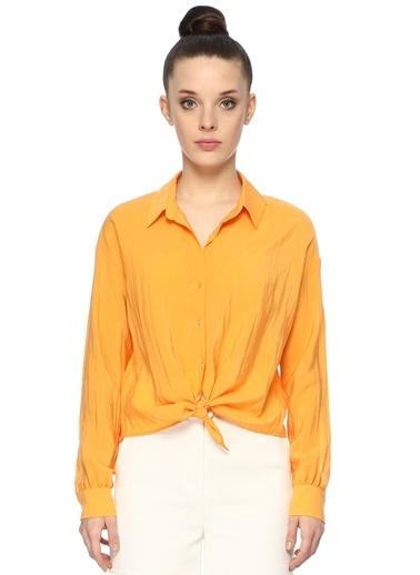 NetWork Gömlek Oranj